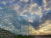 USAAF Memorial Sunset