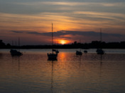 Oulton Broad sunsets