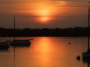 Oulton Broad, Lowestoft, Sunsets