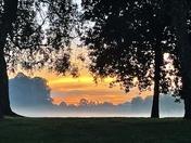 Early morning, Eaton Park