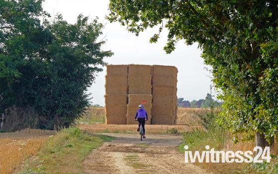 Around Felixstowe bike ride :)