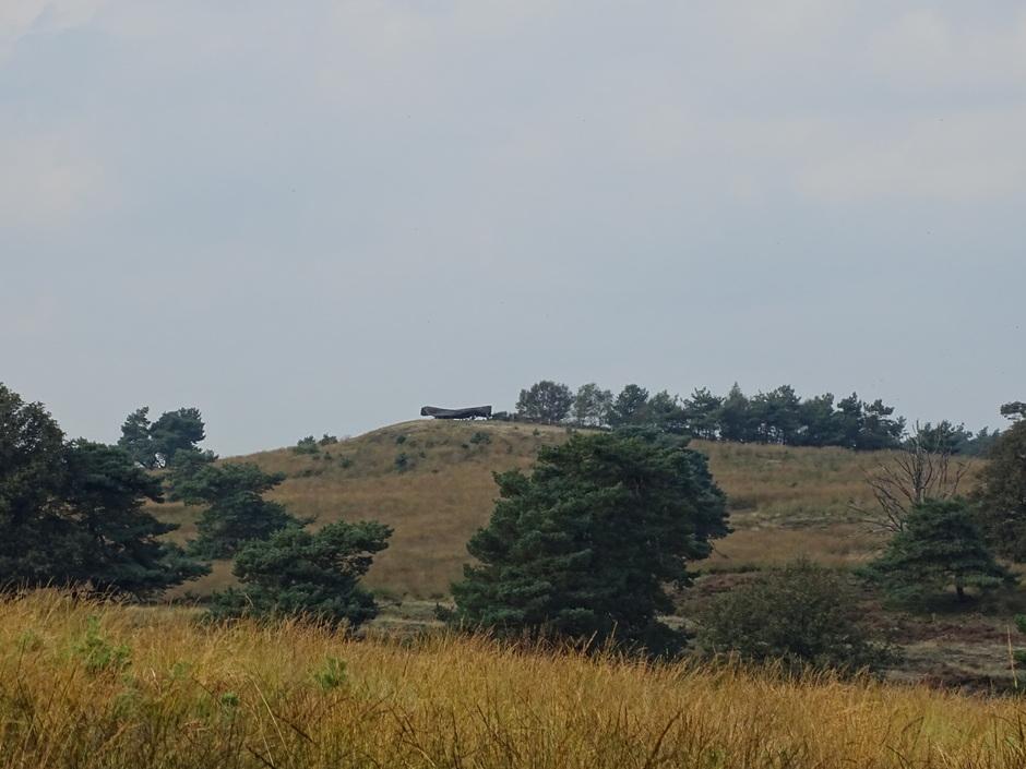 Uitzicht op uitzichtpunt Elsberg