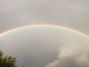 Rainbow over Exmouth