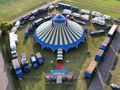 Circus Fantasia UK Norfolk Showground …