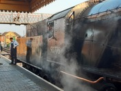 Midland and Great Northern Joint  Railway Society Members and Shareholders Day 9October 2021