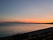 Moonrise/ Sunset
