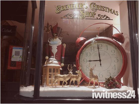 Ebenezers Christmas Shop