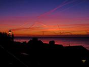 Felixstowe sunrise